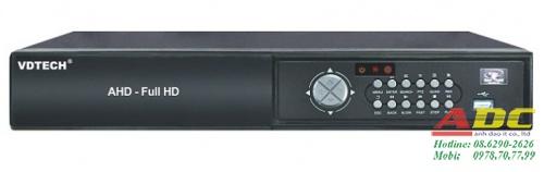 Đầu ghi hình camera IP 8 kênh VDTECH VDT-3600N.2